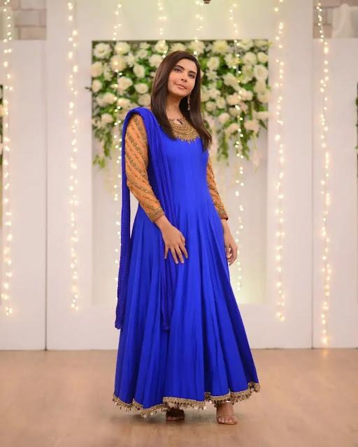 Beautiful click of Nida Yasir