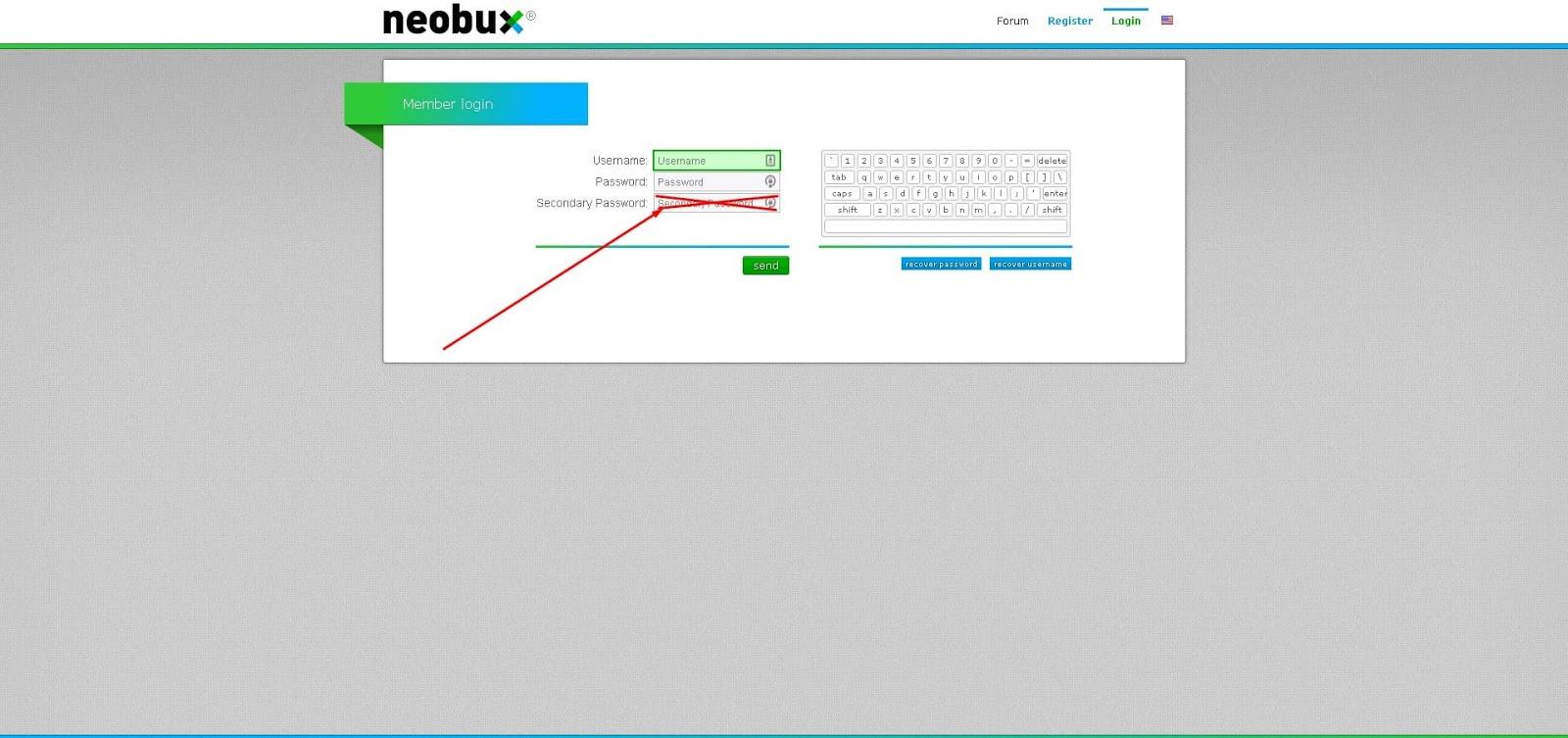 neobux-login