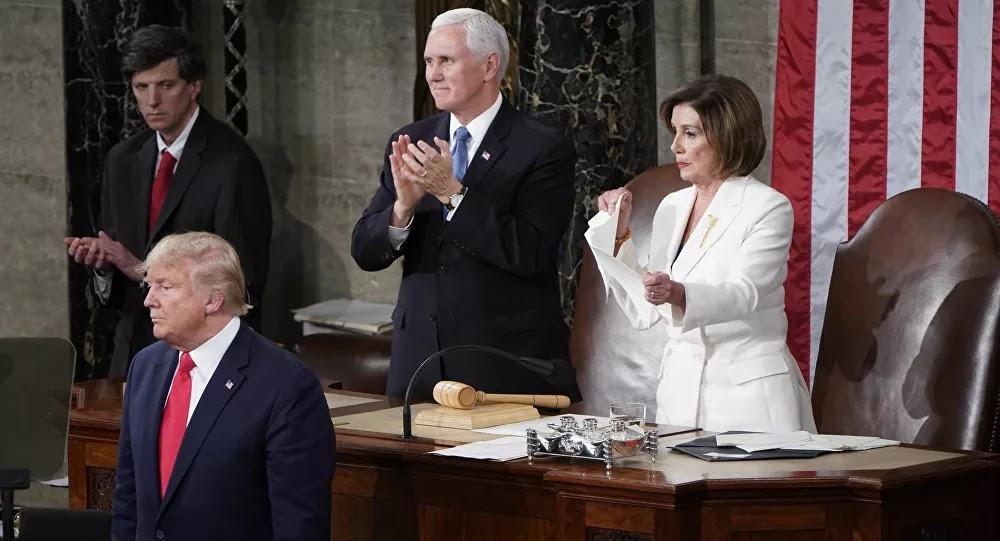 انقلاب في الكونغرس... سيناريو غير متوقع لعودة ترامب.. ومتى يصبح بايدن رئيسا رسميا