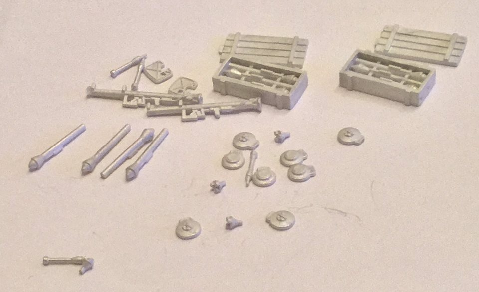 28mm Tank Hunter Weapons Preview