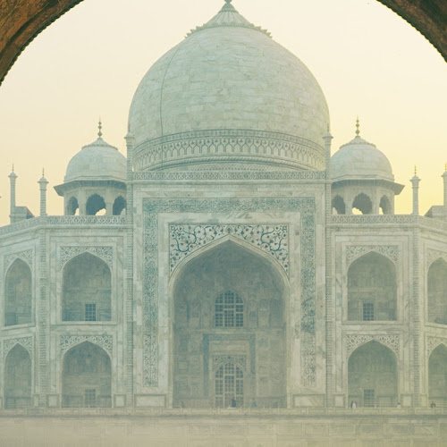 ▷ Taj Mahal | Arquitectura e Historia 🥇 ¿Quien lo construyo?