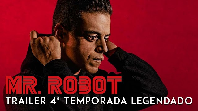 Mr Robot 4ª Temporada Torrent – 2019 Legendado  720p – Baixar