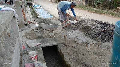 Pengerjaan Irigasi P3-TGAI Di Desa Bumi Emas, Terkesan Asal Asalan ,Dan Upah yg Di Bayarkan Ketukang Tidak Sesuai