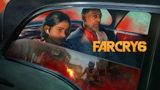 خلفية Far Cry 6 2020
