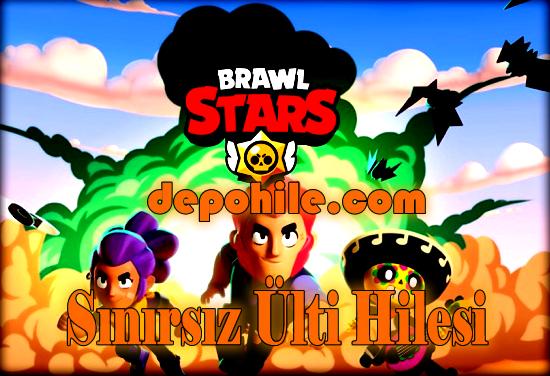 Brawl Stars Sınırsız Ülti Hileli Mod Apk İndir Temmuz 2020