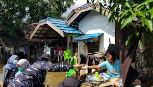 TNI AL Laksanakan Pelayanan Kesehatan Korban Banjir Kalsel