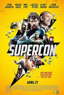 Supercon (2018) full movie
