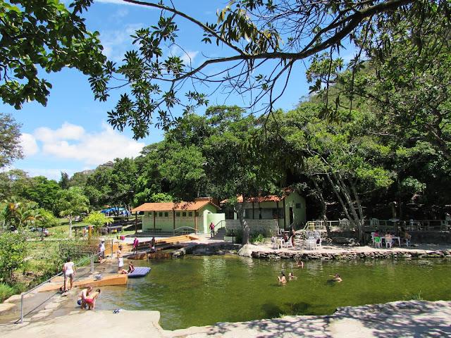 De Belo Horizonte a Serra do Cipó - MG
