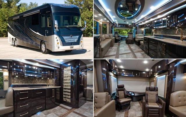 Foretravel IH-45 Motor Coach Bus
