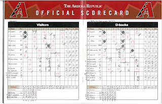 Brewers vs. Diamondbacks, 06/30/08