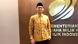 Profil Arief Rosyid Hasan, Millenial Komisaris di Bank Syariah BUMN