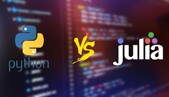 Julia Vs Python : أي لغة برمجة يجب أن تتعلمها؟