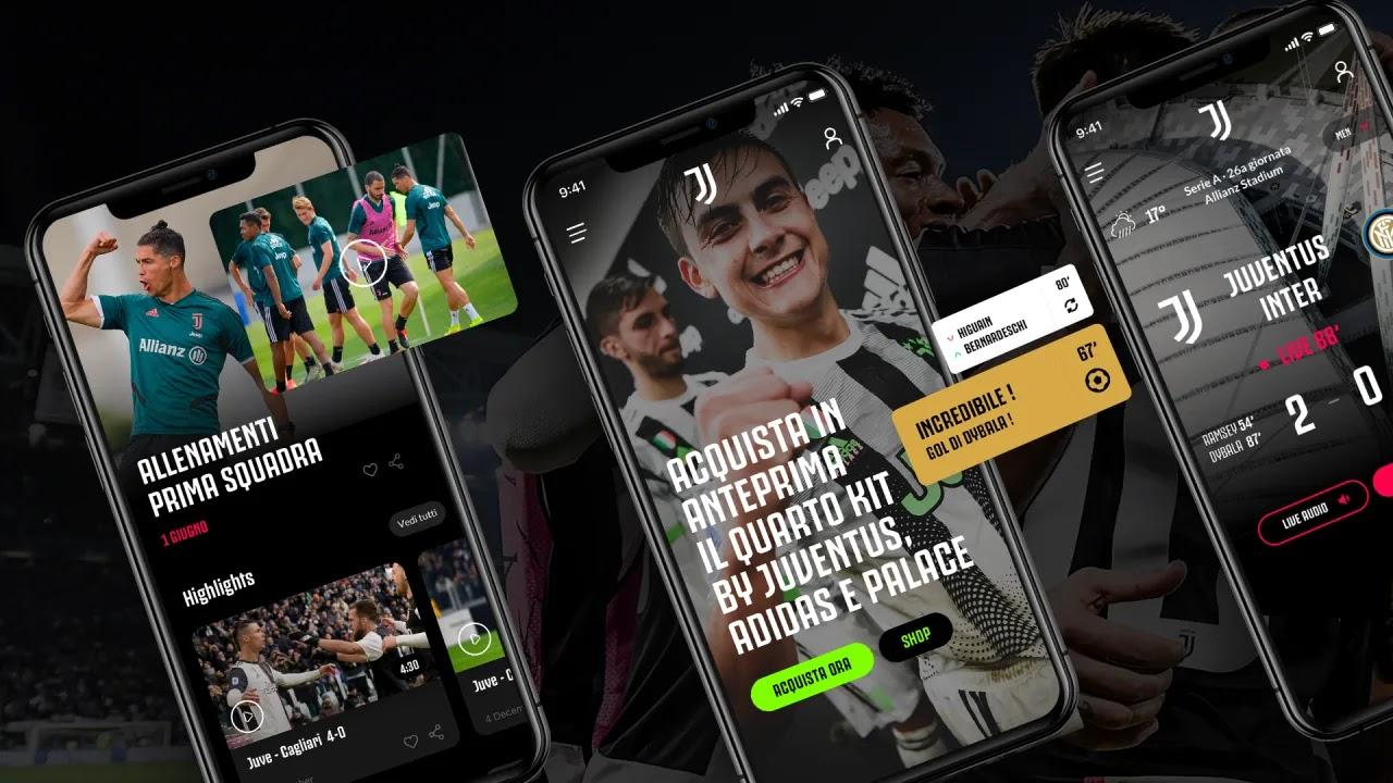 La Juventus rinnova totalmente il suo ecosistema digitale