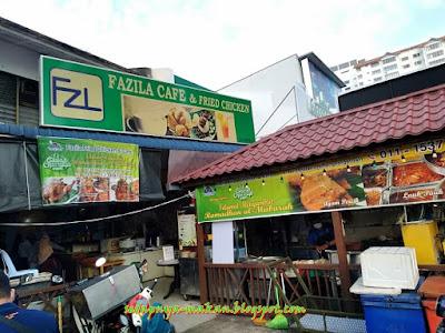 Restoran Fazila Cafe & Fried Chicken
