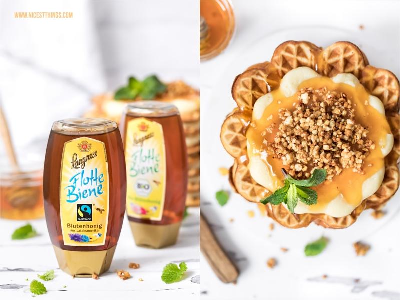 Langnese Flotte Biene Fairtrade Blütenhonig