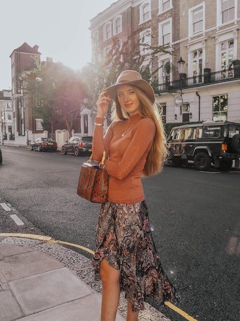 Odd Molly midi skirt luxury fashion blog review