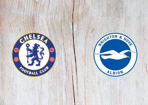 Chelsea vs Brighton & Hove Albion -Highlights 20 April 2021