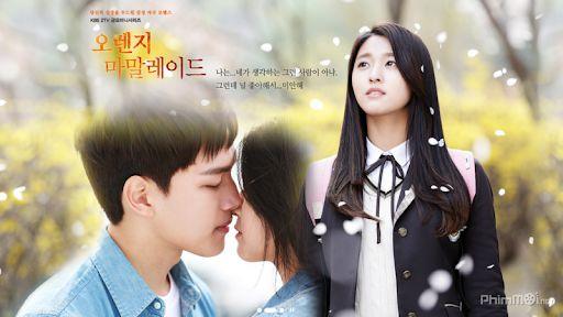 Ma Cà Rồng Biết Yêu (Mứt Cam) - Orange Marmalade (2015) Big
