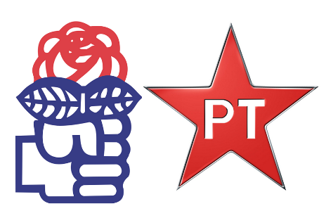 Blog do Ambrosio Santos: PT e PDT unidos no triângulo Crajubar
