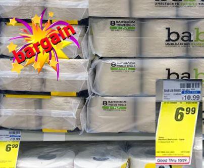 bath tissue deal at cvs
