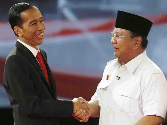 MK Tolak Gugatan Prabowo dan Sandi, Jokowi dan Amin Pimpin Indonesia