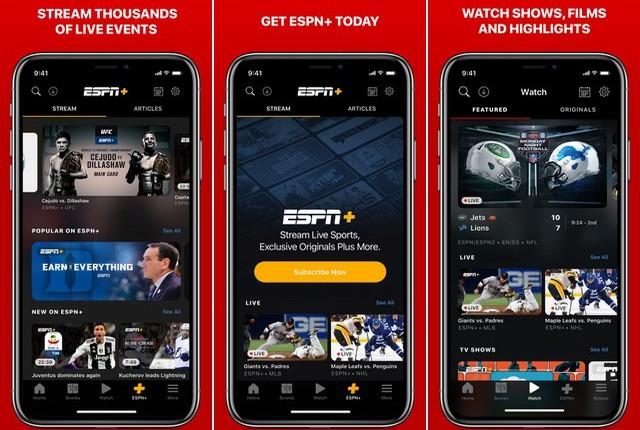 أفضل تطبيق أخبار الرياضة للايفون