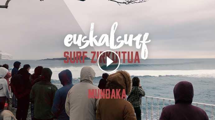 Euskal Surf Zirukuitua - Mundaka - 2018