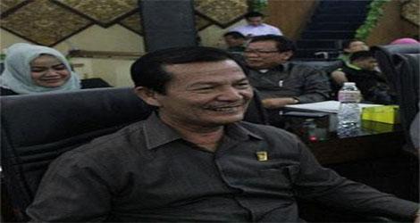 Osman Ayub , Saat Ini Kecamatan Nanggalo Rating Tertinggi Masalah Narkoba Di Kota Padang.
