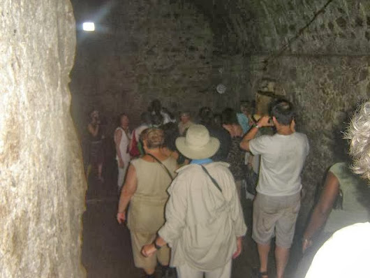 Slaves Castles Dungeons in Ghana, West Africa