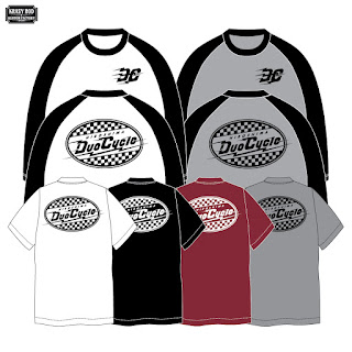DUO CYCLE デュオサイクル ロゴ Tシャツ