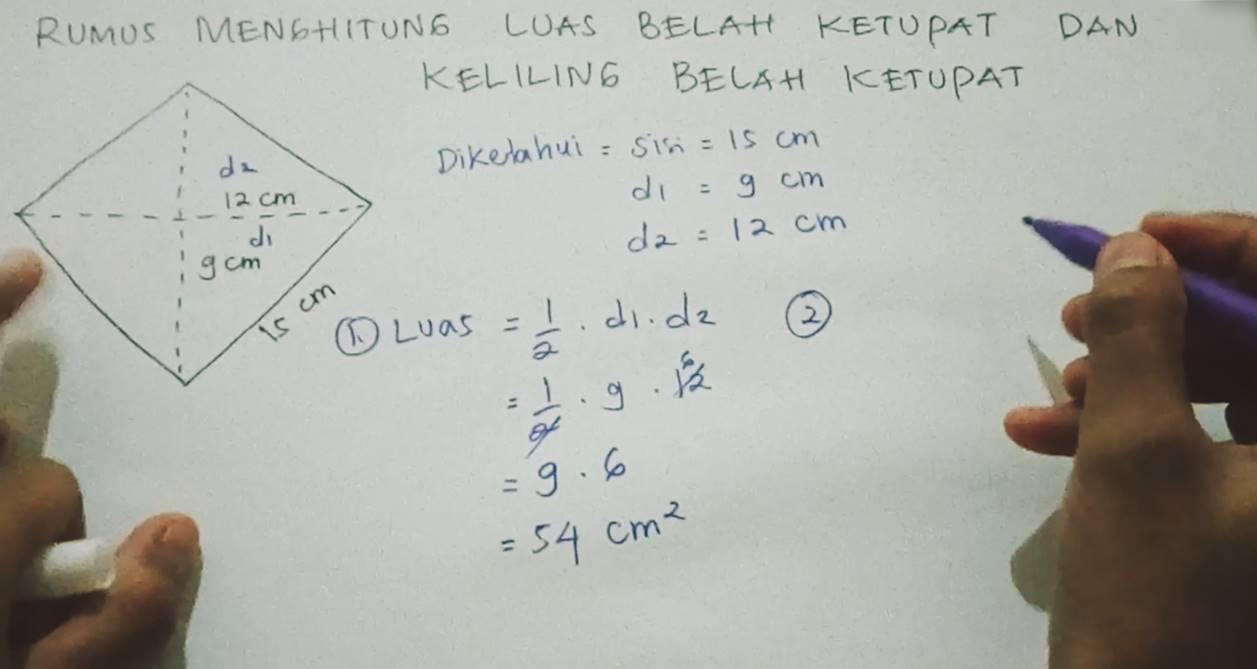 Panduan belajar pintar rumus-rumus matematika terlengkap dan mudah