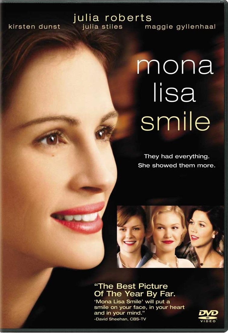 Mona Lisa Smile (2003) ταινιες online seires xrysoi greek subs