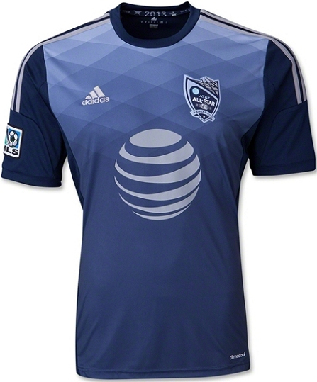 Adidas lança camisa do MLS All-Stars Team 2013 - Show de Camisas 30c981e2efea9