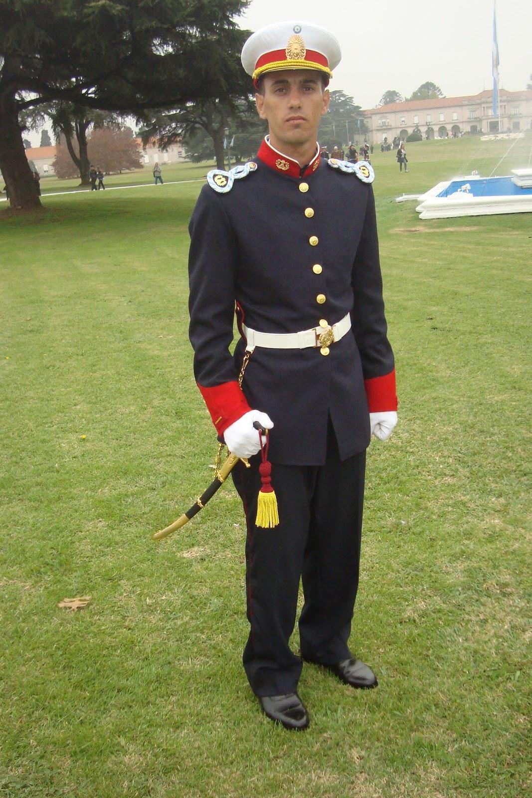 El Patriota Argentino  Cadete del Colegio Militar de la Nación 3d0e3c1c449