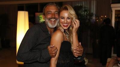 Paolla Oliveira e Rogério Gomes estão de volta?