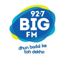 92.7 Big FM Advertising Rates in India