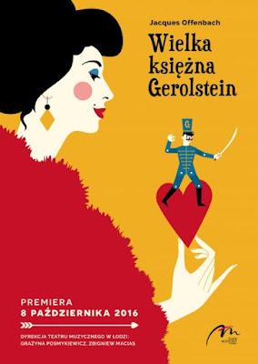 premiera, operetka, Łódź, wielka księżna