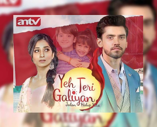 Sinopsis Yeh Teri Galiyan Senin 27 April 2020 - Episode 57