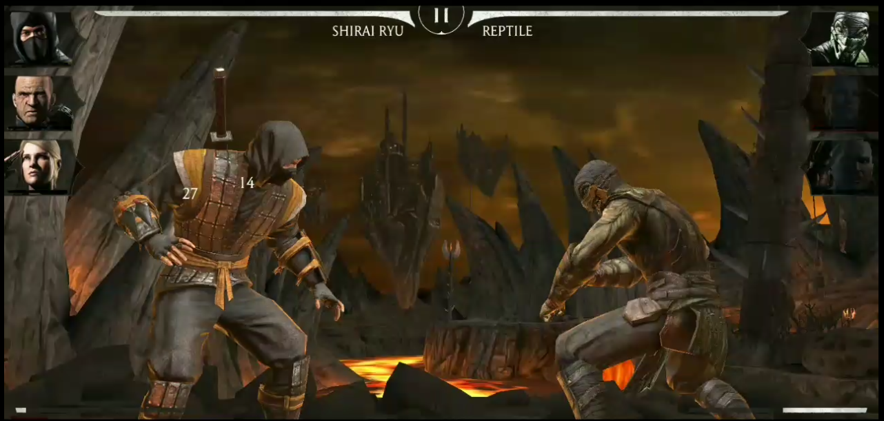 Mortal Kombat X Mod APK Download version 2 1 1 Latest Mod