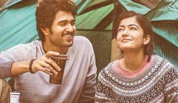 Movie Review telugu Dear Comrade Vijay Deverakonda Rashmika