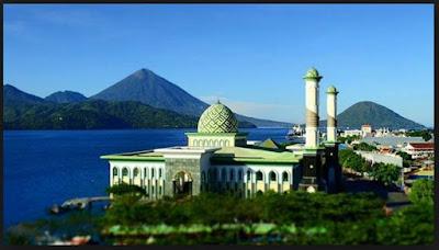 Masjid Raya Al-Munawwar Ternate