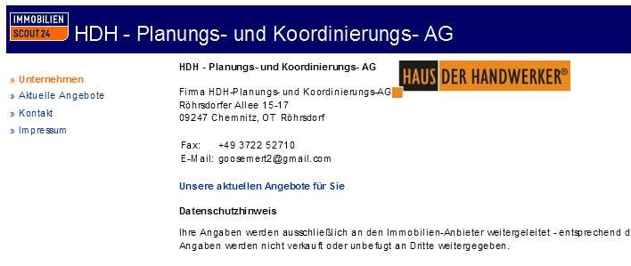 09247 Chemnitz Ot Röhrsdorf wohnungsbetrug com goosemert22 gmail com goosemert2