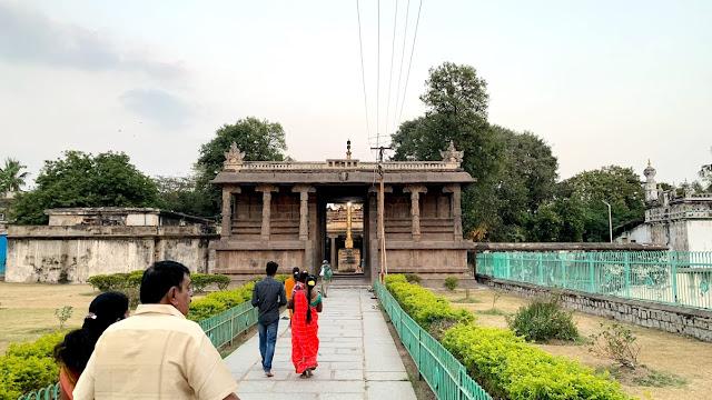 Sri Vaikunta Perumal temple