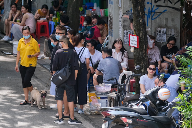 Hanoi in the top 10 cities with the best mental health