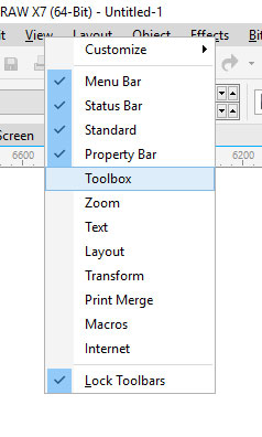 Cara Menampilkan Toolbox yang Hilang pada Coreldraw dengan Mudah ...