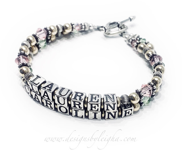 Restring an existing bracelet someone else made