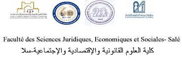اللوائح الأولية للمترشحين المقبولين لاجتياز الاختبار الكتابي كلية الحقوق سلا