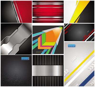 9-nen-do-hoa-kim-loai-hinh-hoc-truu-tuong-abstract-background-vector-7936