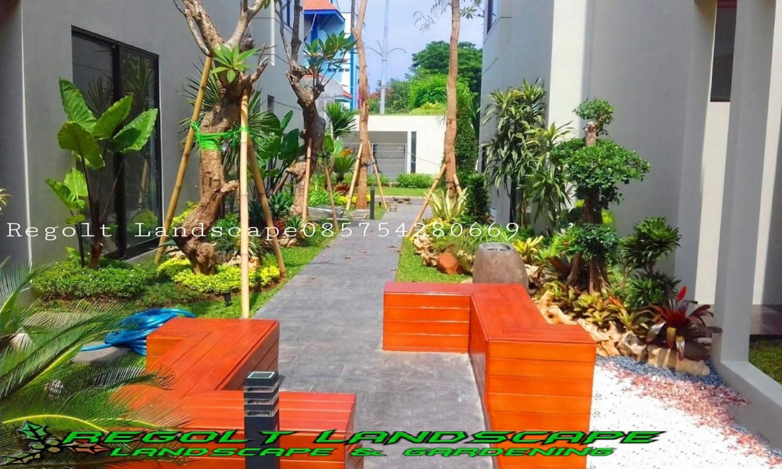 Jasa Desain Dan Pembuatan Taman Profesional