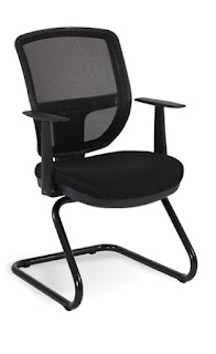 büro koltuğu, fileli koltuk, misafir koltuğu, ofis koltuğu, ofis koltuk, u ayaklı, bekleme koltuğu,